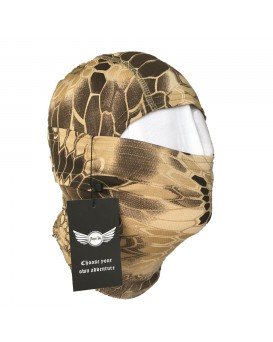 AegisTac Balaclavas Full Face Mask Tactical Outdoor Sports Hood Headwear