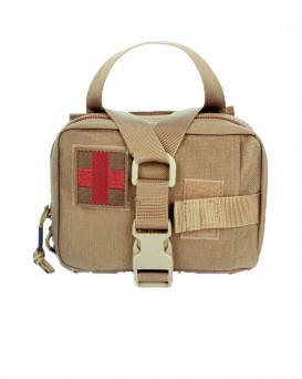Multi-Function Military Tactical MOLLE EMT Nylon Medical First Aid Kit Pouches