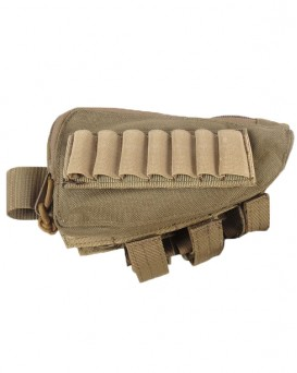 1000D Rifle Stock Ammo Pouch
