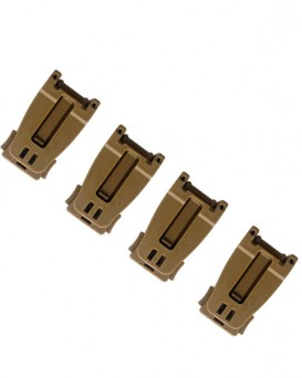 Tactical Molle Webbing Buckle Clips For Web Dominator Backpack Accessories