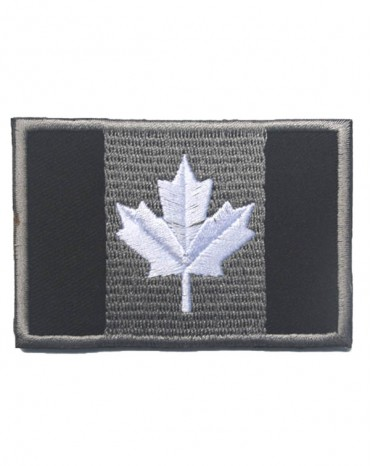 Tactical Canada Flag Patches for Backpack Hats