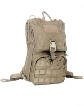 Tactical 2L Hydration Backpack 1000D Nylon MOLLE Hydration