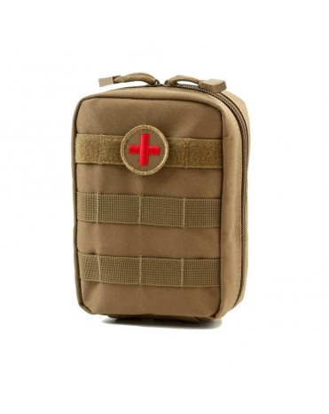 Tactical MOLLE EMT Medical First Aid Utility Pouch