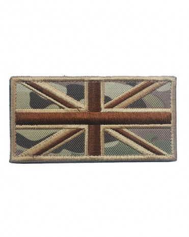 Tactical United Kingdom Flag Patches for Backpack Hats